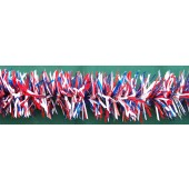 FOURTH OF JULY ROPE GARLAND